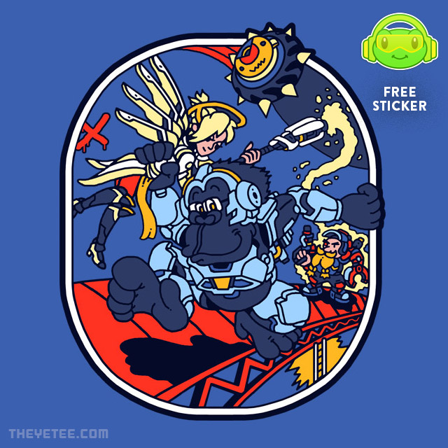 The Yetee: WINSTON KONG