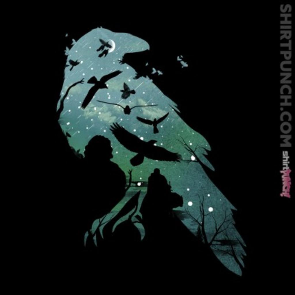 ShirtPunch: Murder of Crow