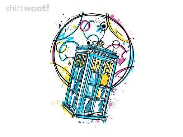 Woot!: Pop Traveler
