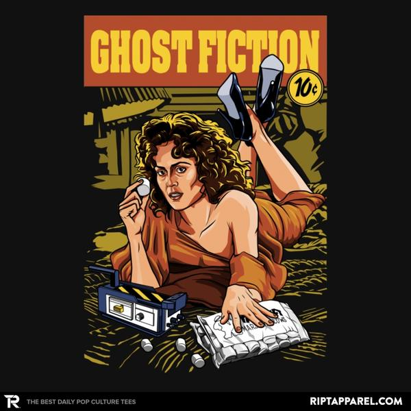 Ript: Ghost Fiction 25c