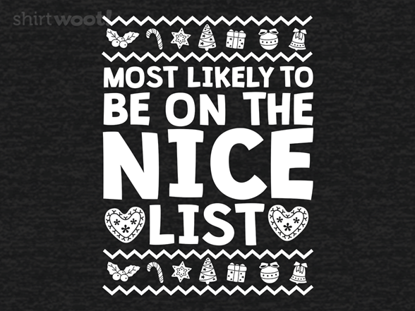 Woot!: Most Likely To Be Nice