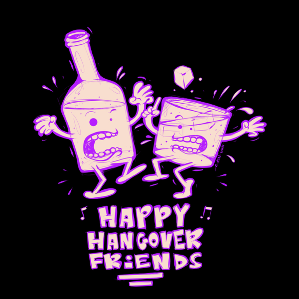 NeatoShop: Happy Hangover Friends