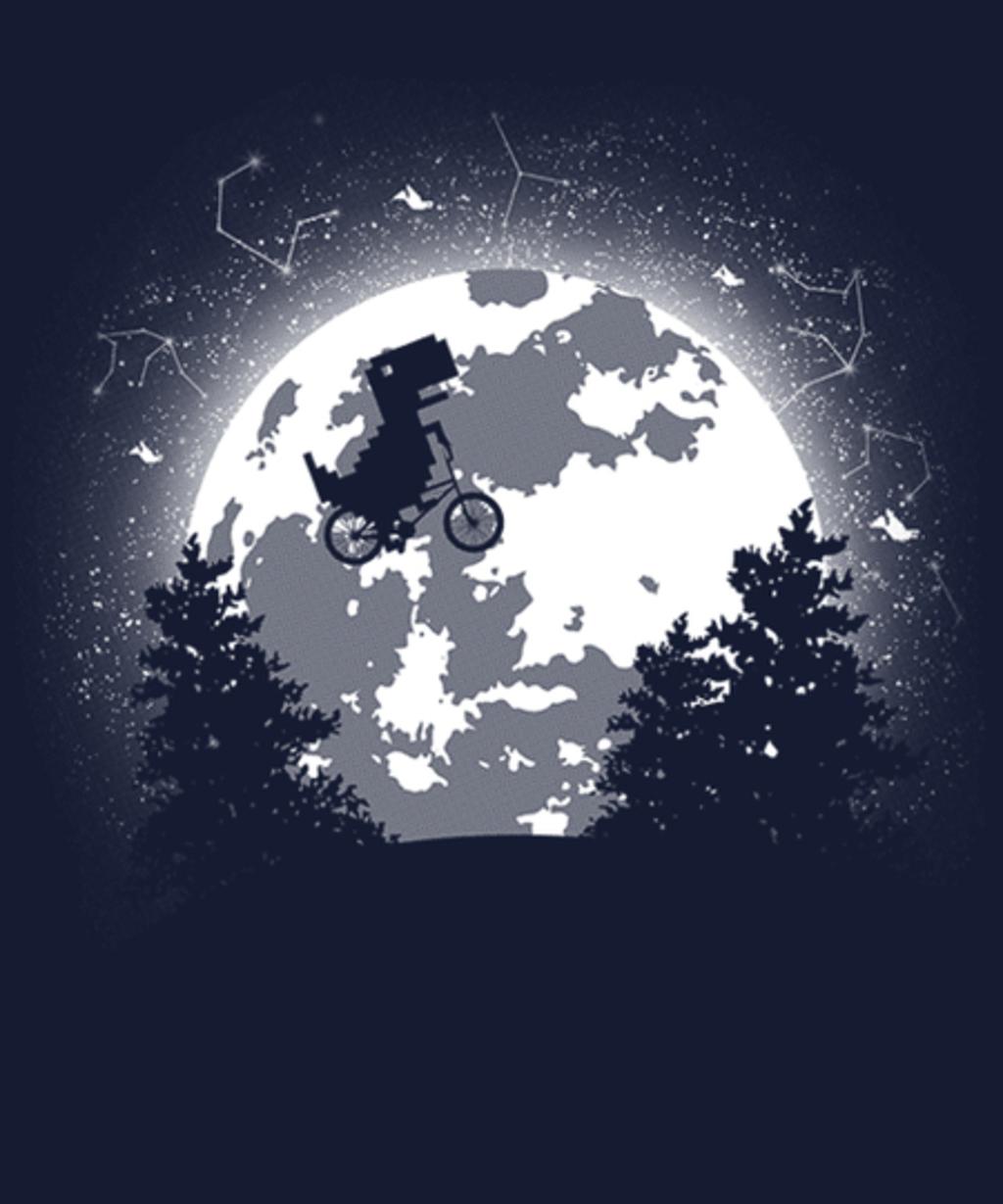 Qwertee: Night Walk