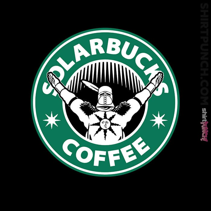 ShirtPunch: Wake Up And Praise The Coffee