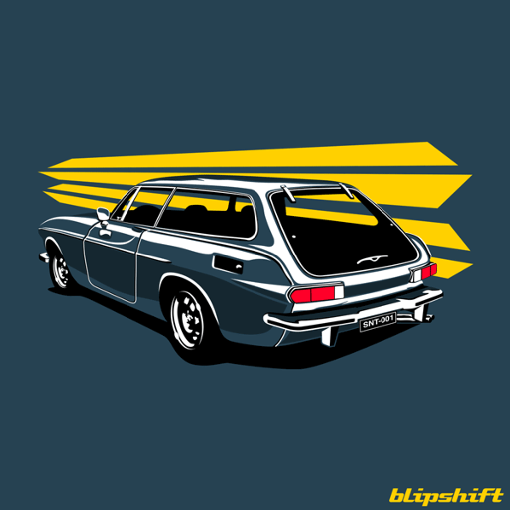 blipshift: A Hatch Made In Heaven