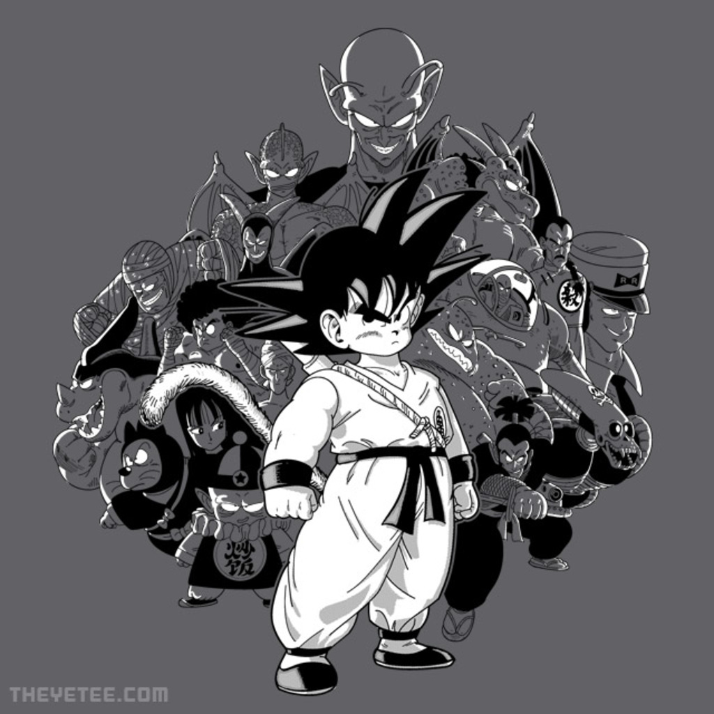 The Yetee: FIRST FOES
