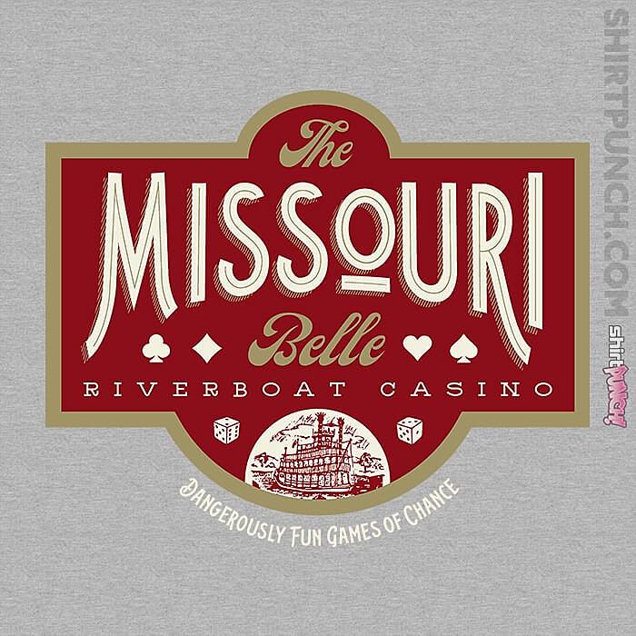 ShirtPunch: The Missouri Belle