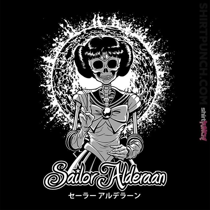 ShirtPunch: Sailor Alderaan