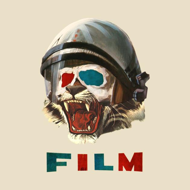 TeePublic: Film Tiger