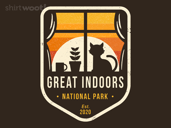 Woot!: Great Indoors National Park