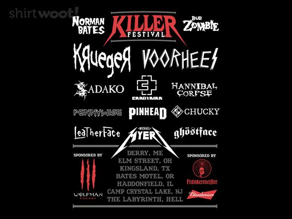 Woot!: Killer Festival
