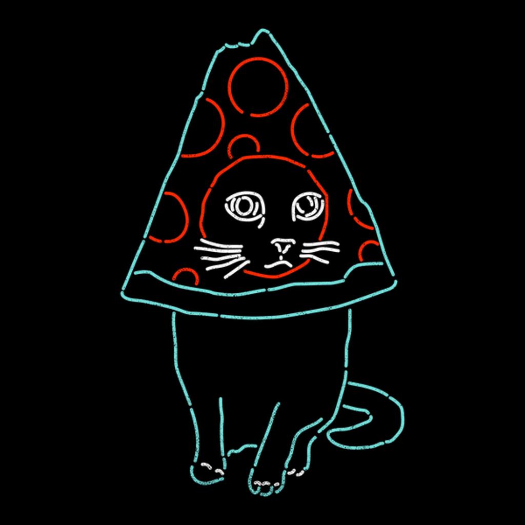NeatoShop: Pizza Cat Head