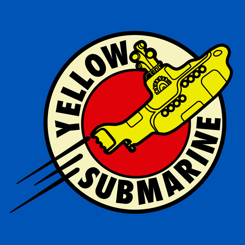 Pampling: Yellow Submarine