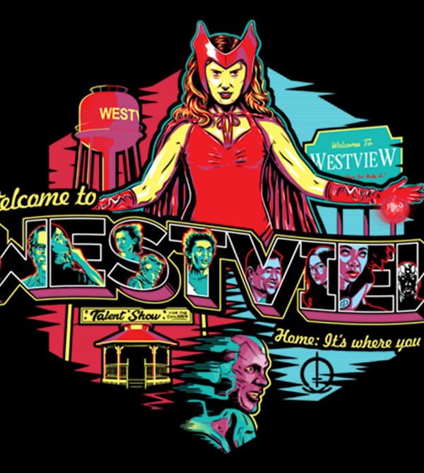teeVillain: Welcome to Westview
