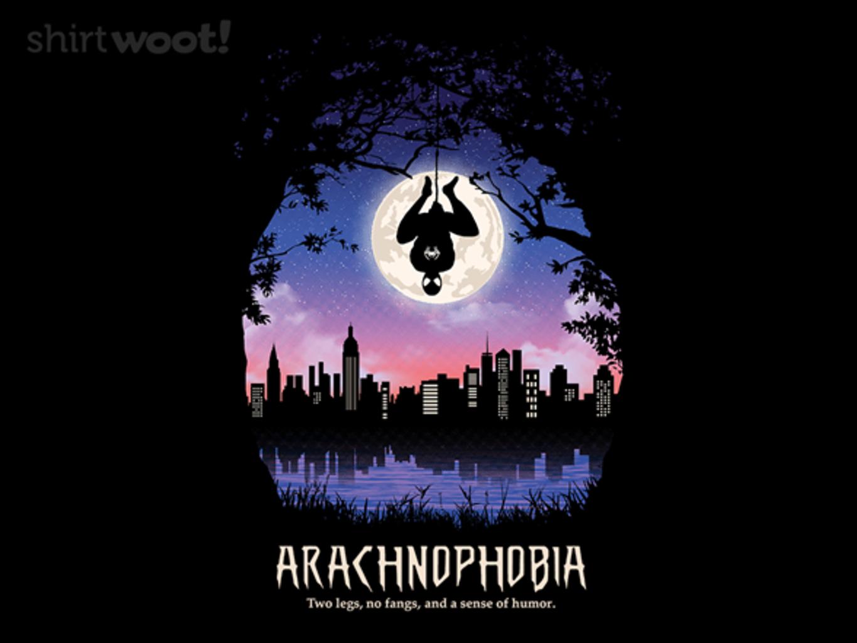 Woot!: Arachnophobia - $15.00 + Free shipping