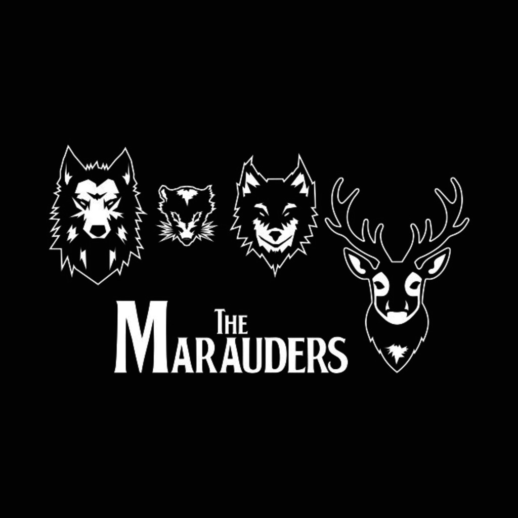 TeePublic: The Marauders T-Shirts