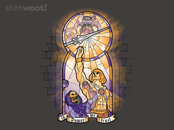 Woot!: In Power We Trust