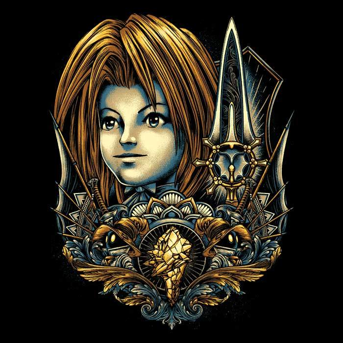 Once Upon a Tee: Emblem of the Thief