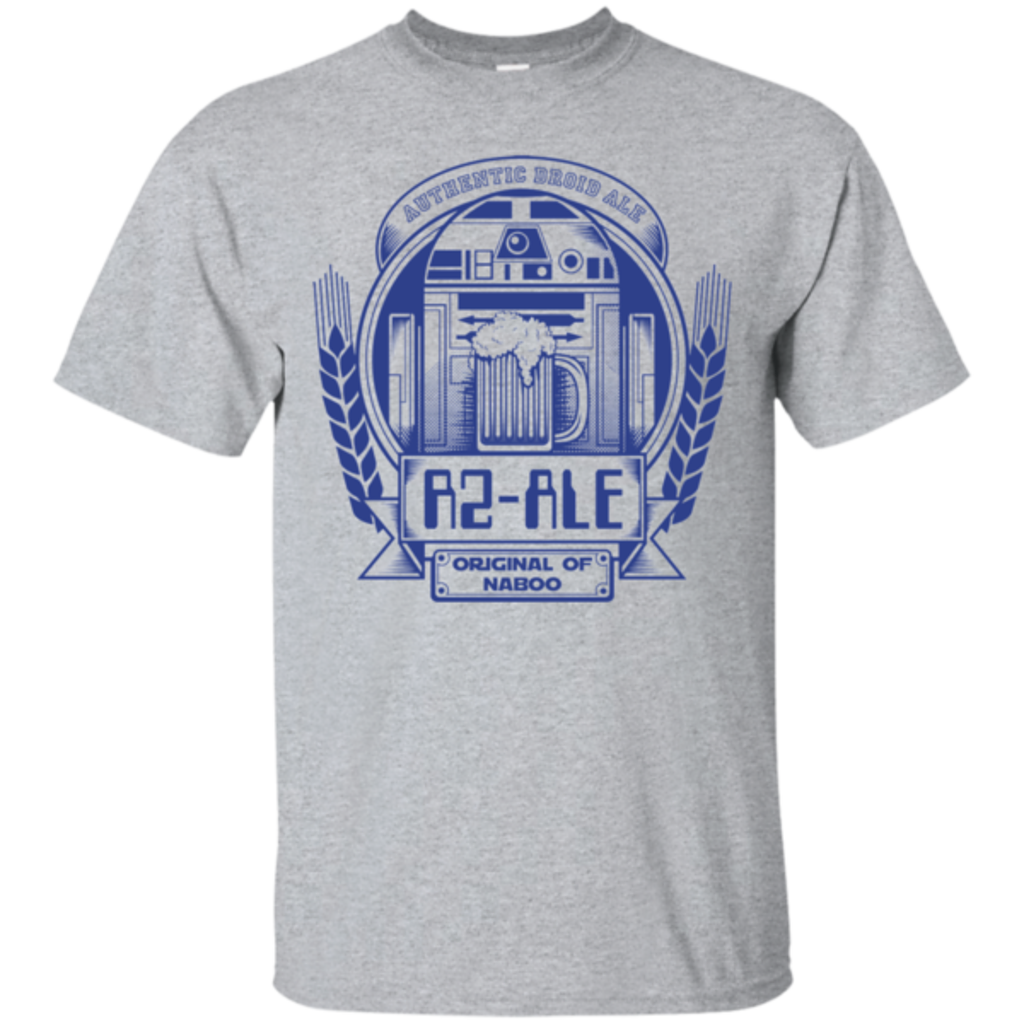 Pop-Up Tee: R2 Ale