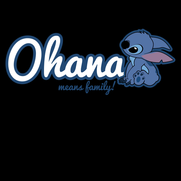 NeatoShop: Ohana Means Family