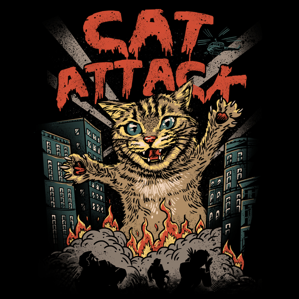 NeatoShop: Cat Attack