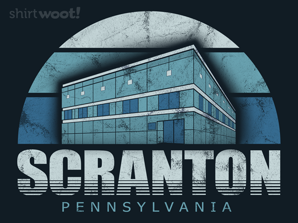 Woot!: Vintage Scranton