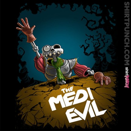 ShirtPunch: The Medievil