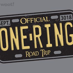 Woot!: Ring Road Trip