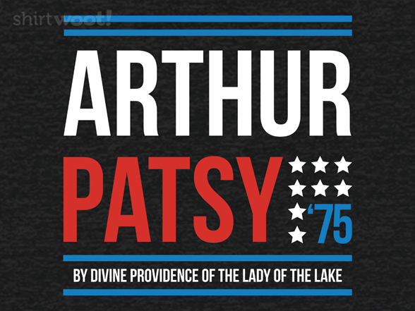 Woot!: Arthur - Patsy '75
