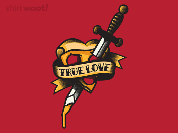 Woot!: It's True Love - $8.00 + $5 standard shipping