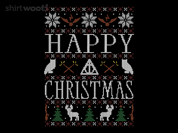 Woot!: Happy Christmas