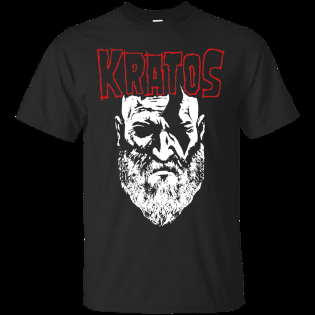 Pop-Up Tee: Kratos Danzig