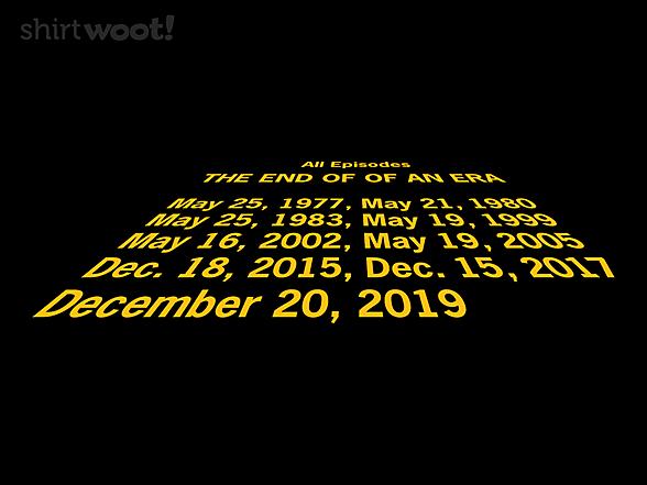 Woot!: End of an Era