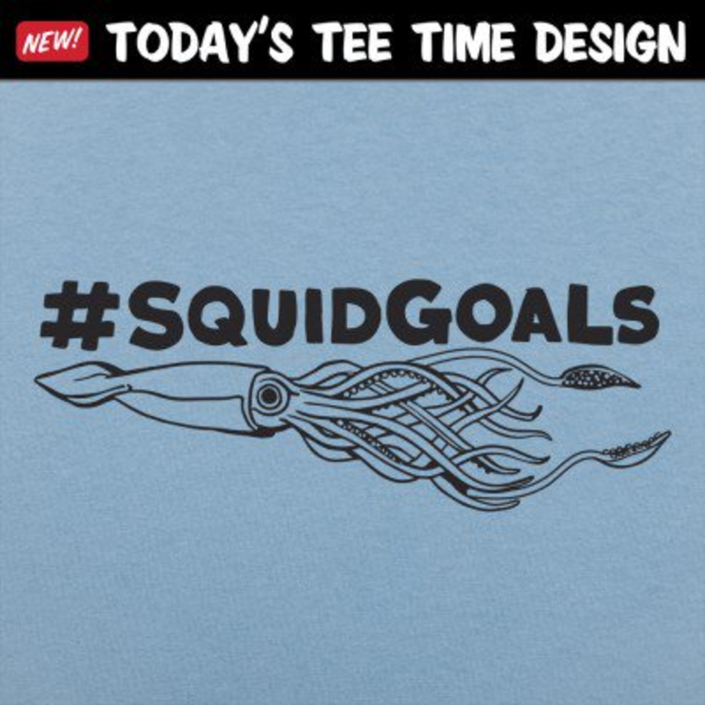 6 Dollar Shirts: Squid Goals