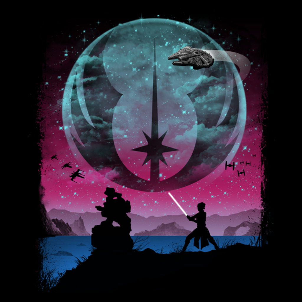 NeatoShop: One With The Force