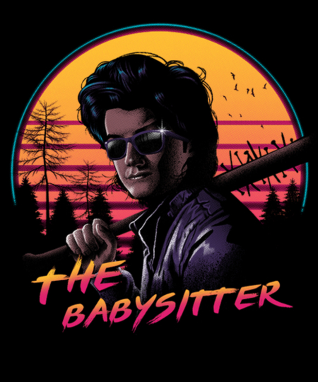 Qwertee: The Babysitter
