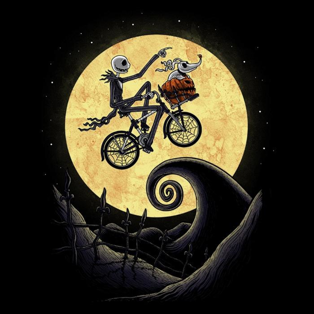 Once Upon a Tee: The Shadow on the Moon
