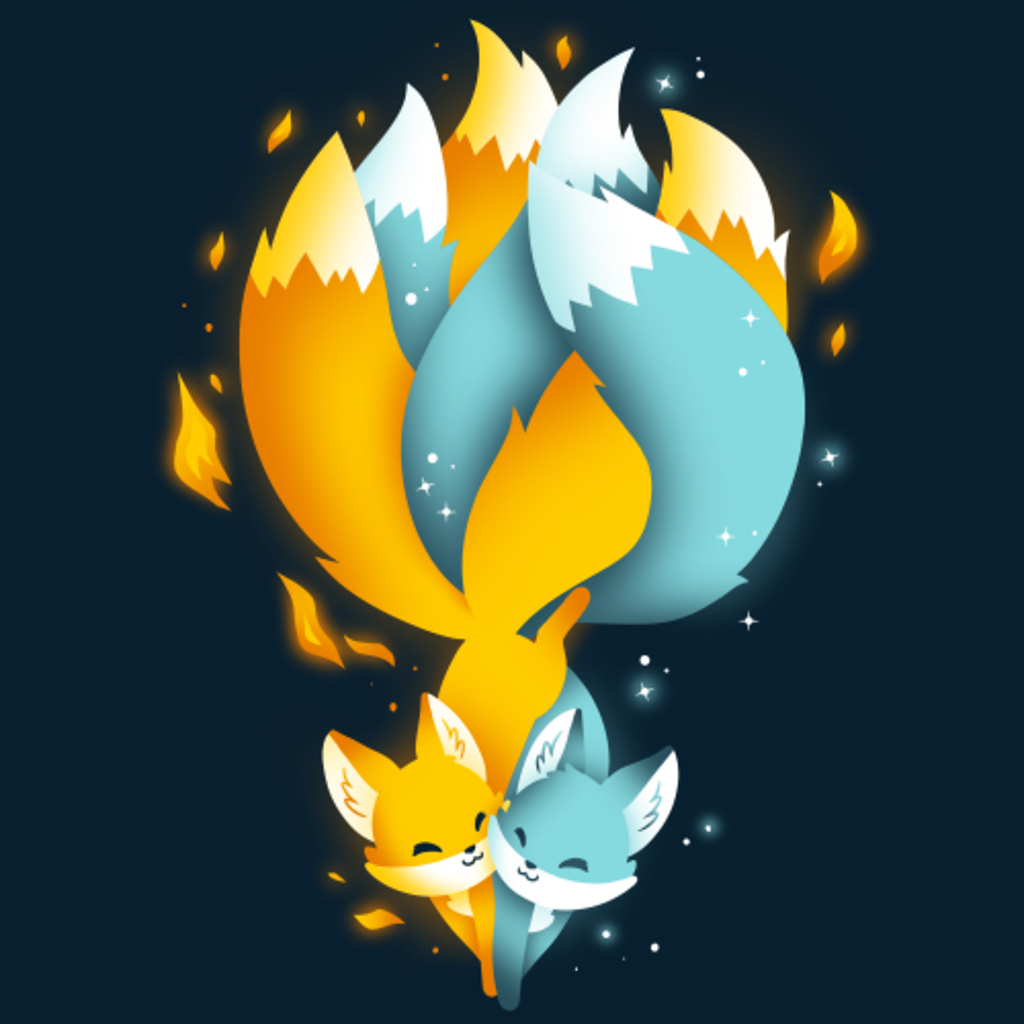 TeeTurtle: Tails of Fire and Ice