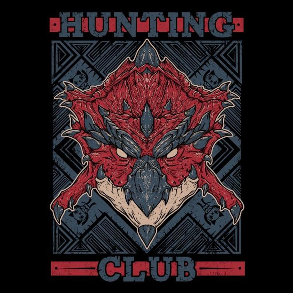Once Upon a Tee: Hunting Club: Rathalos