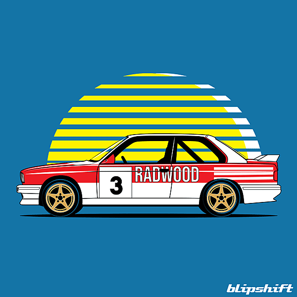 blipshift: Rally Into The Sunset