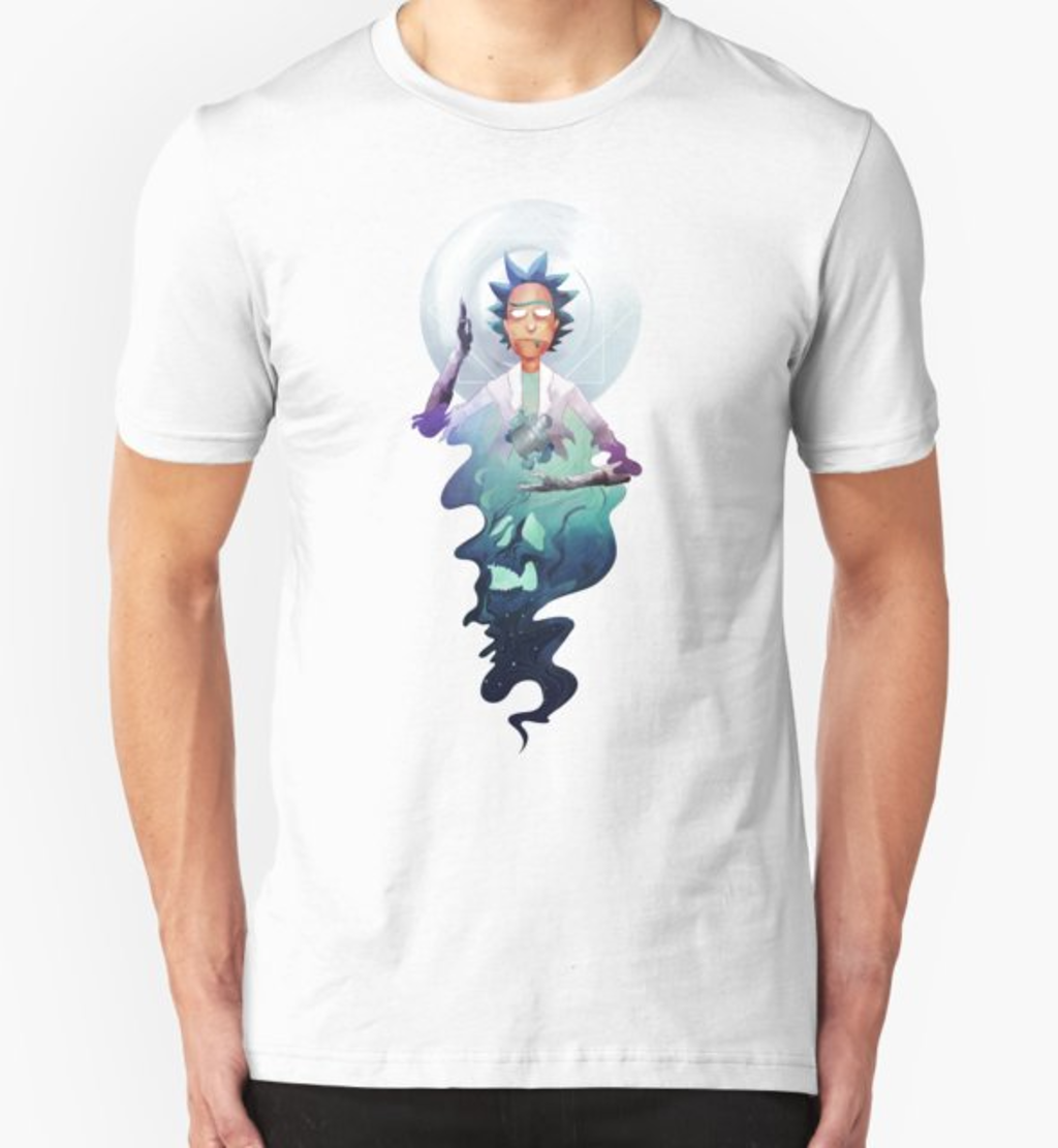 RedBubble: Number