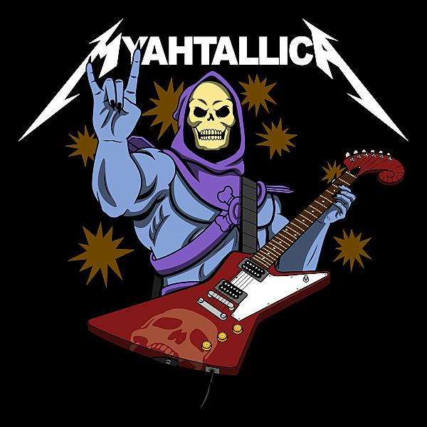 NeatoShop: Myahtallica