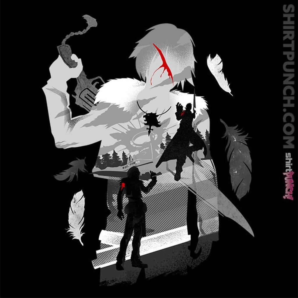 ShirtPunch: Gunblade Rivals