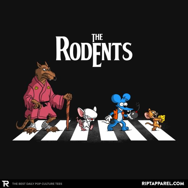 Ript: The Rodents