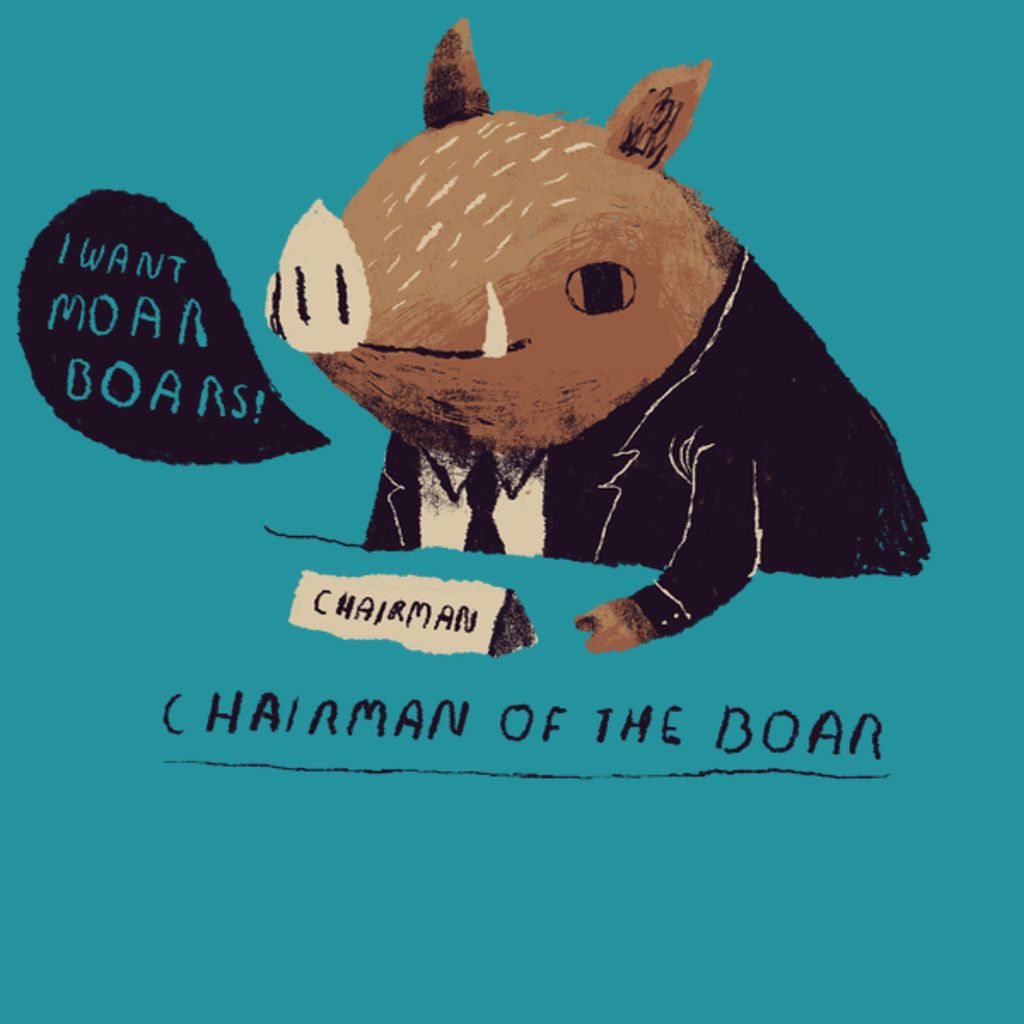 NeatoShop: chairman of the boar