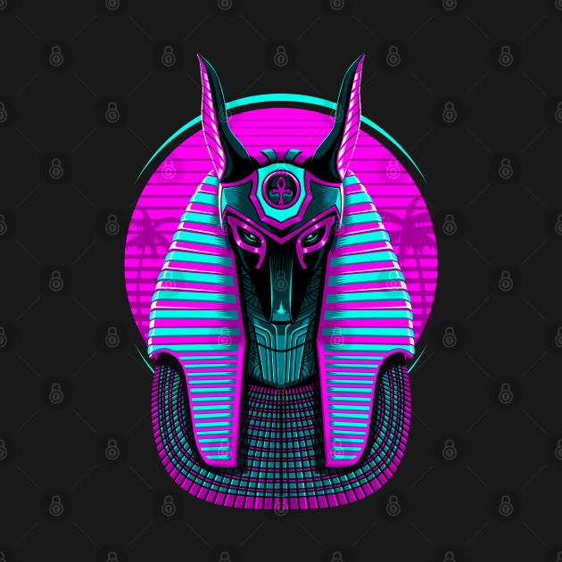 TeePublic: Retro egyptian