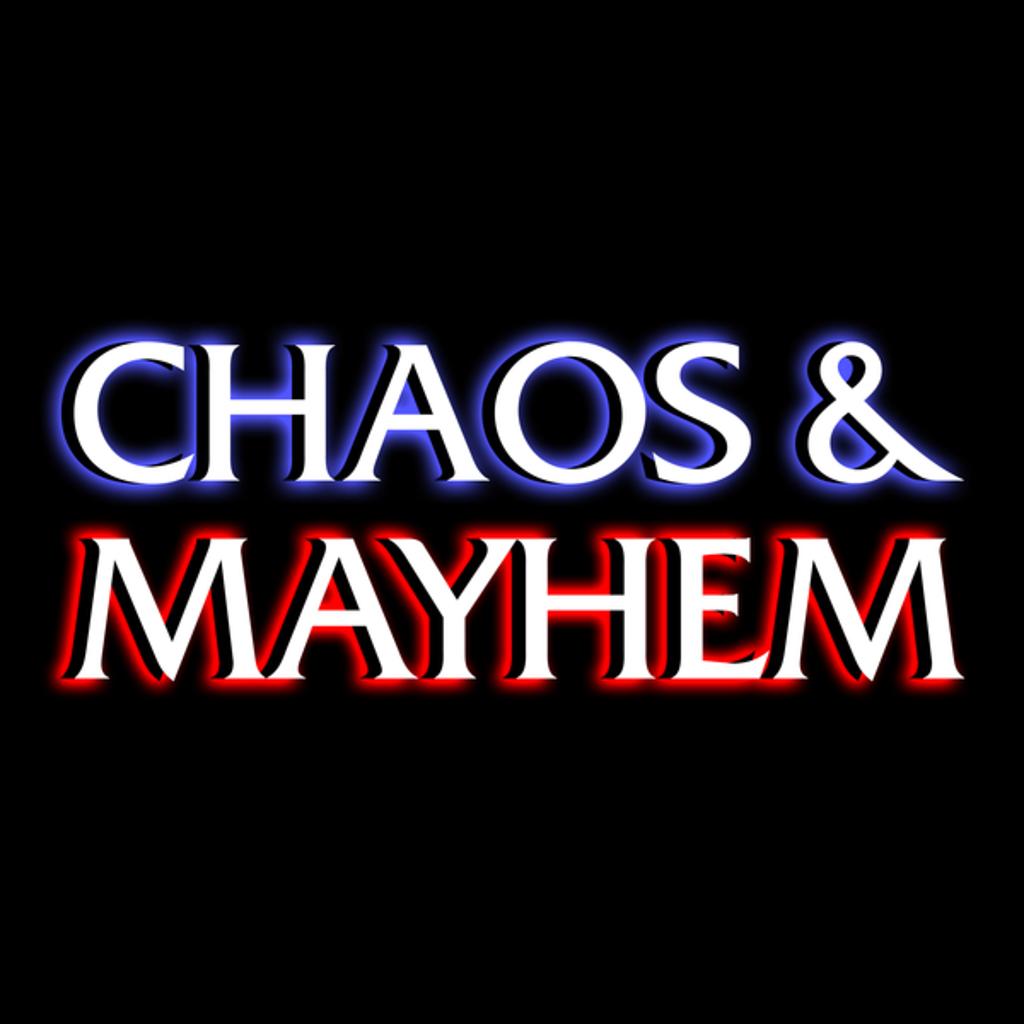 NeatoShop: Chaos and Mayhem