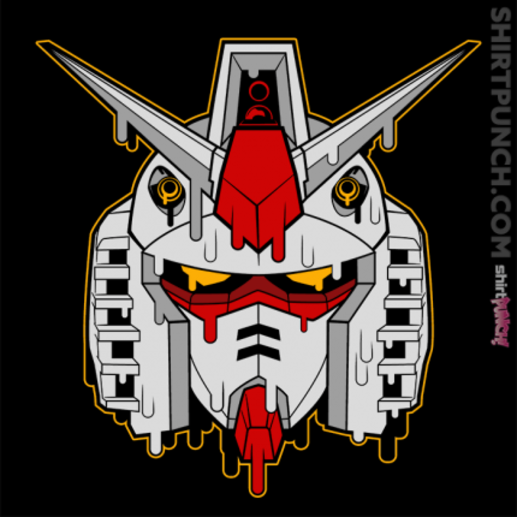 ShirtPunch: Mobile Suit Style