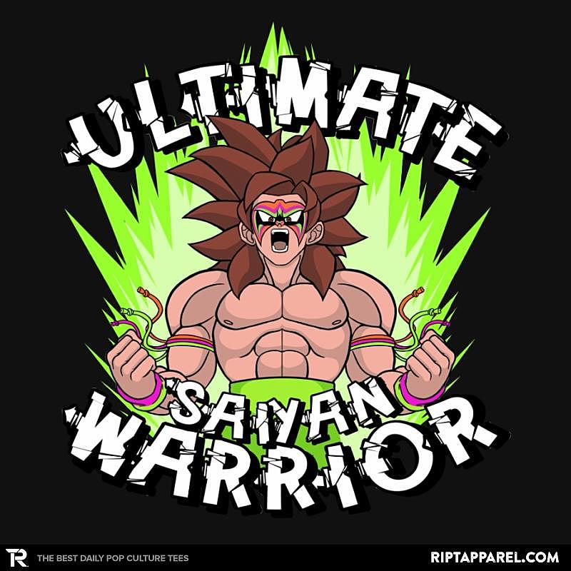 Ript: Ultimate Saiyan Warrior