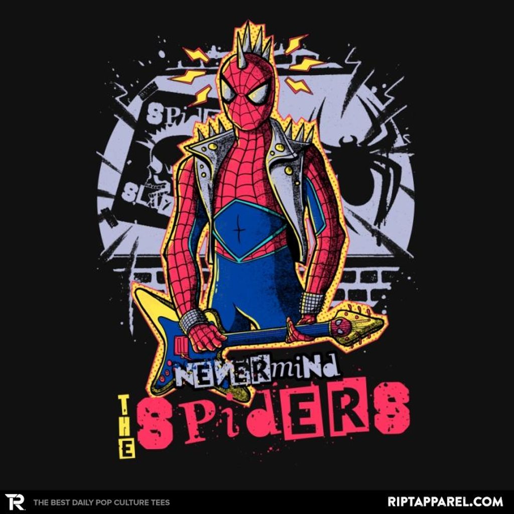 Ript: Nevermind The Spiders